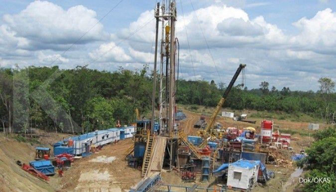 Eksplorasi tambang emas Ancora Indonesia (OKAS) akan dimulai setelah Lebaran