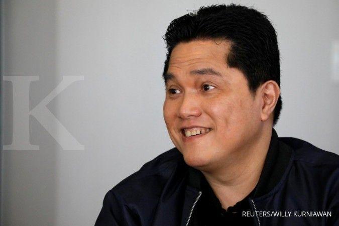 Anak Erick Thohir ingin ikuti jejak keluarga di industri olahraga