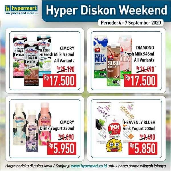Promo JSM Hypermart 4-7 September 2020