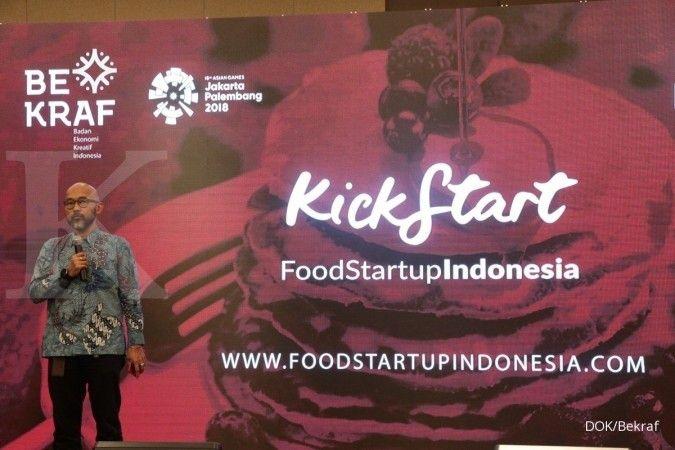 Peluang buat usaha rintisan kuliner di Food Startup Indonesia