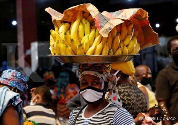 Sarapan pisang tanpa khawatir gula darah gampang naik turun