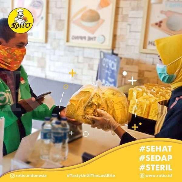 Promo Hari Pelanggan Nasional, ini promo Roti'O periode September 2020