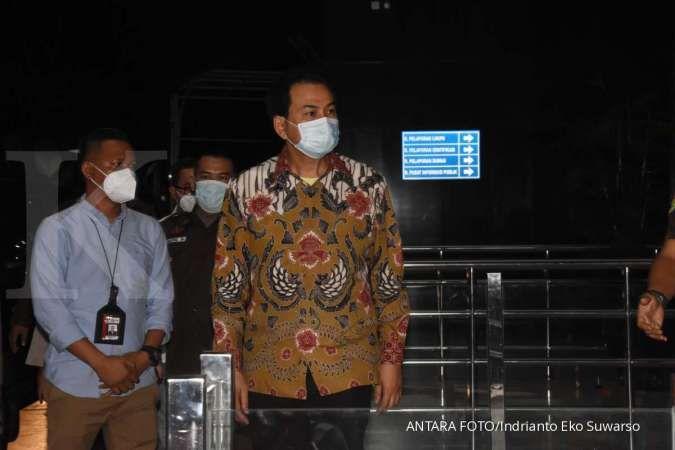 Ketua KPK: Alhamdulillah, Azis Syamsuddin sudah ditemukan