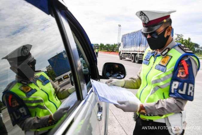 Aturan perjalanan bagi pengguna kendaraan pribadi 22 April-5 Mei 2021