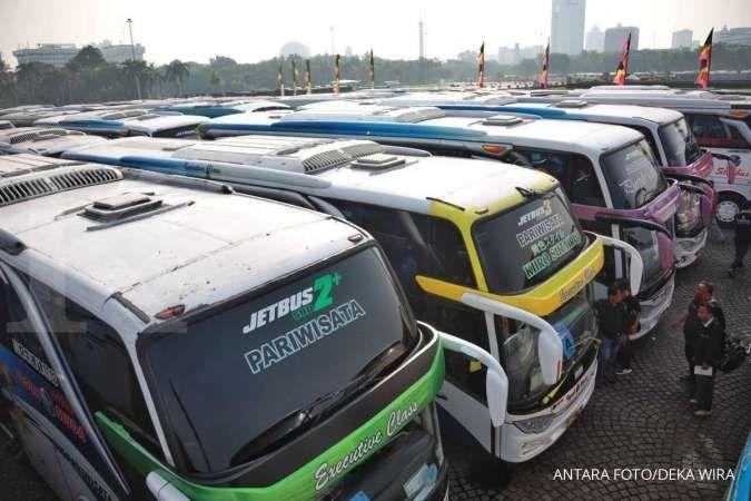 Gara-gara virus corona, Pemprov DKI Jakarta batalkan program mudik gratis 2020
