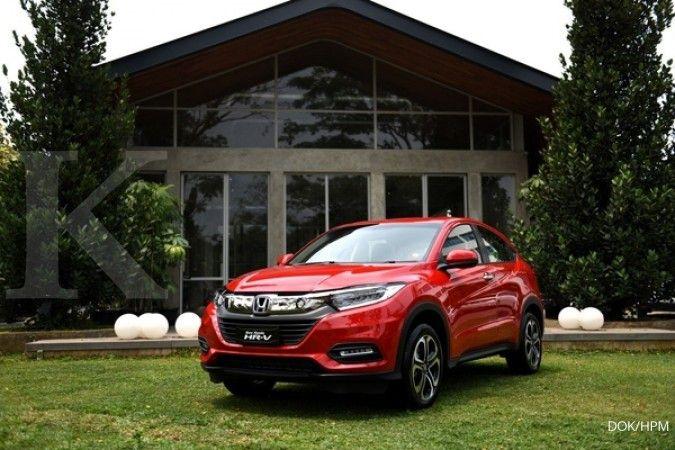 Harga mobil bekas Honda HR-V tahun muda kian bersahabat, mulai Rp 190 juta