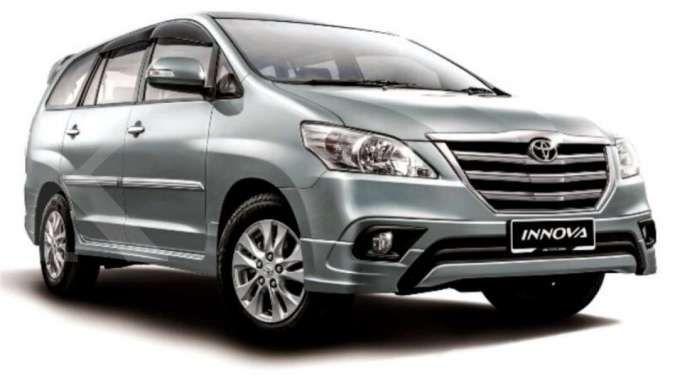 Harga mobil bekas Toyota Kijang Innova kian murah, dari Rp 150 juta saja