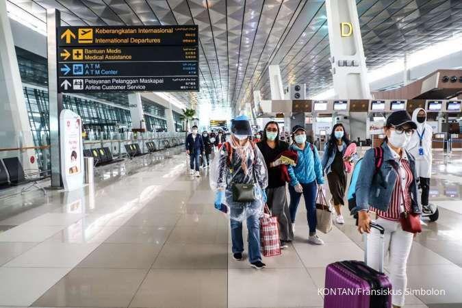 Menhub: Puncak arus balik di Soekarno-Hatta diprediksi terjadi pada 17 Mei 2021