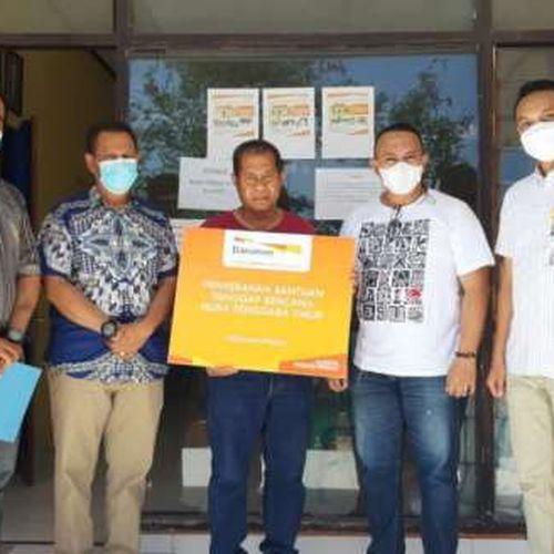 Danamon Menyalurkan Bantuan Pemulihan Bencana ke Nusa Tenggara Timur