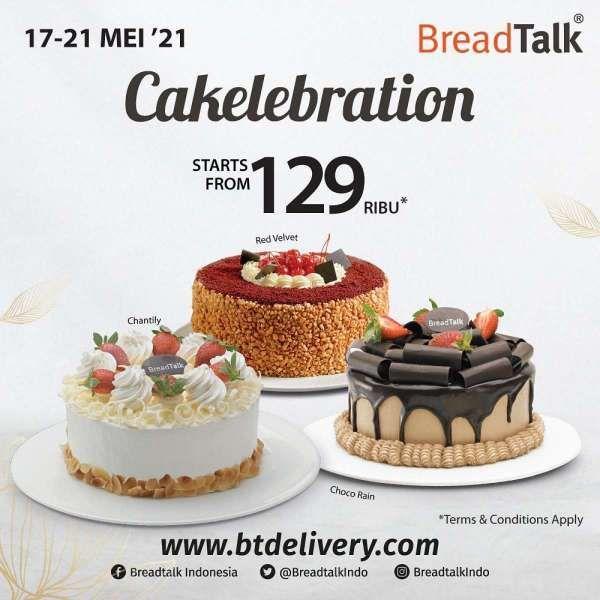 Promo BreadTalk 17-21 Mei 2021