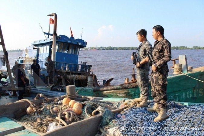 Edhy Prabowo klaim KKP telah tangkap kapal asing yang di perairan Natuna