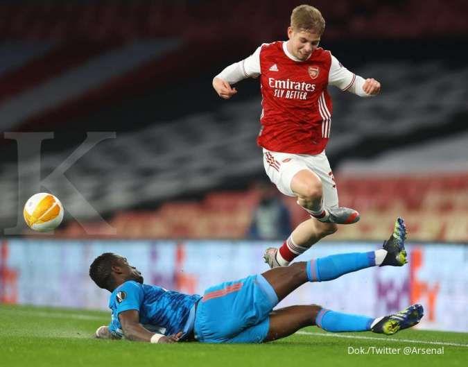 Arsenal vs Olympiakos di Liga Europa: Lolos agregat 3-2, dendam The Gunners terbayar