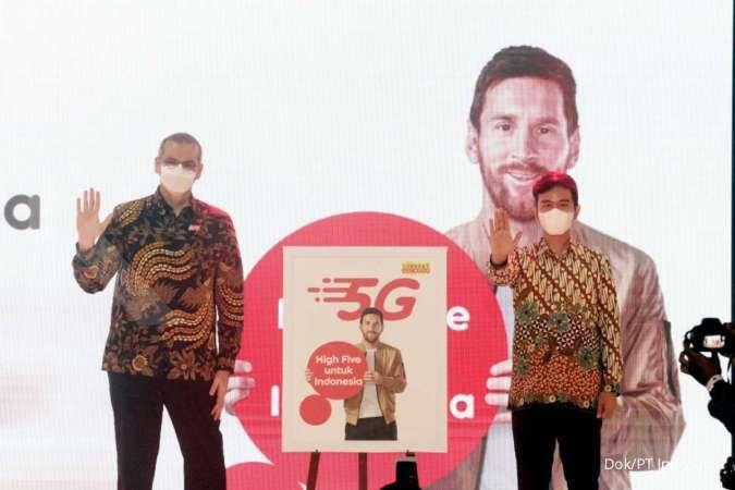 Luncurkan jaringan 5G, ini fokus Indosat Ooredoo (ISAT) ke depan