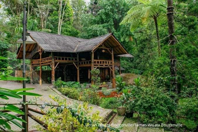 Taman Wisata Bougenville, rekomendasi tempat menginap di Kabupaten Bandung