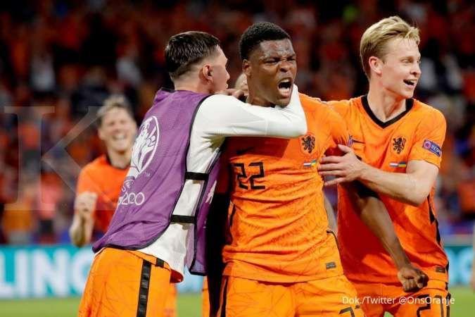Belanda vs Austria di Euro 2020: Unsere Burschen bisa beri kejutan ke Der Oranje