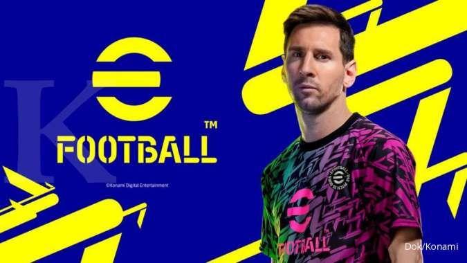Demo game eFootball (PES) akan tersedia mulai awal Musim Gugur