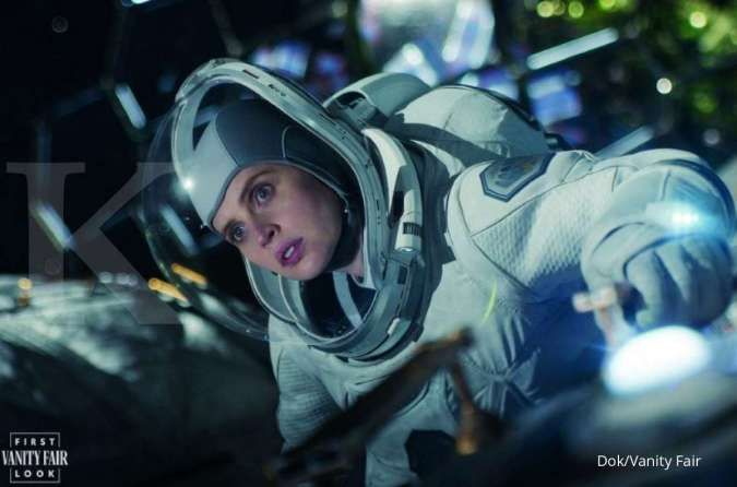 Film Netflix terbaru berjudul The Midnight Sky yang dibintangi George Clooney dan Felicity Jones.
