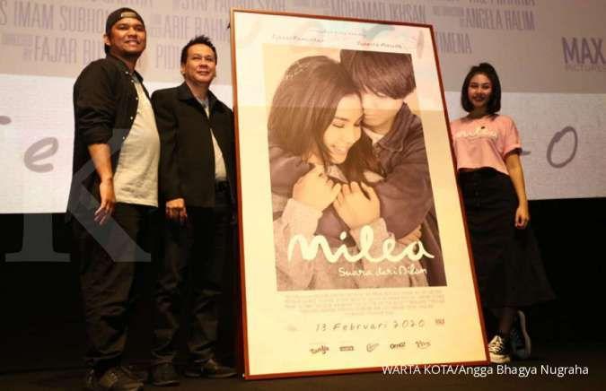 Hari ini, Milea Suara dari Dilan tayang di bioskop XXI dan CGV