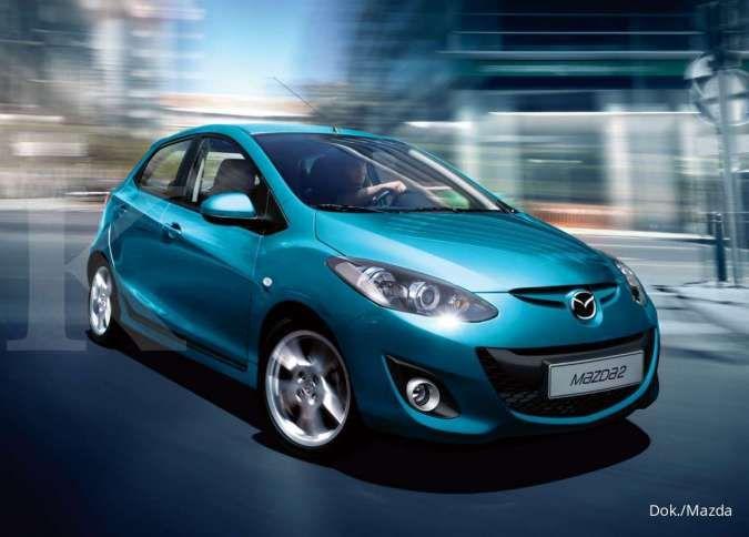 Harga mobil bekas Mazda 2 kini terjangkau, awal tahun mulai Rp 70 jutaan