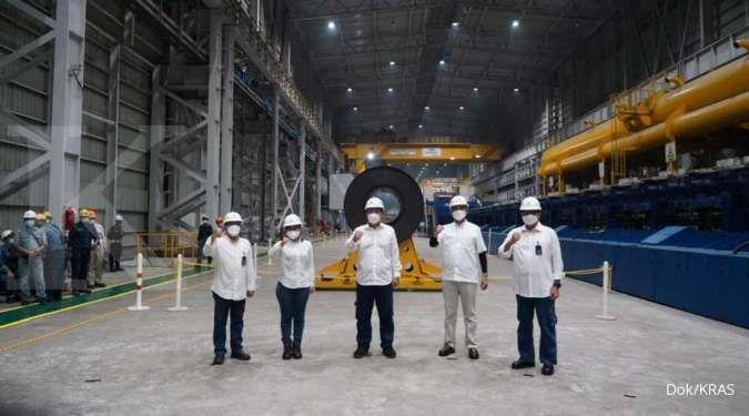Sinergi Krakatau Steel (KRAS) dengan PPA akan perkuat industri manufaktur