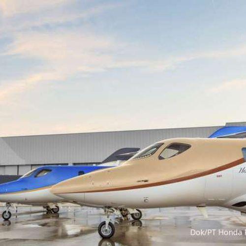 Honda Aircraft Company Perkenalkan HondaJet Elite S dengan Berbagai Fitur Teknologi Canggih