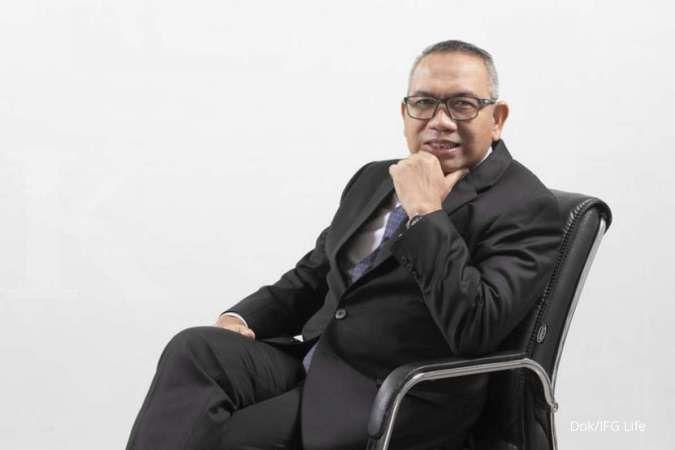 Farid Nasution ditunjuk jadi Direktur Keuangan dan Investasi IFG Life