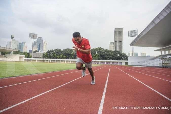 Pelari Lalu Muhammad Zohri melangkah pasti menuju Olimpiade Tokyo