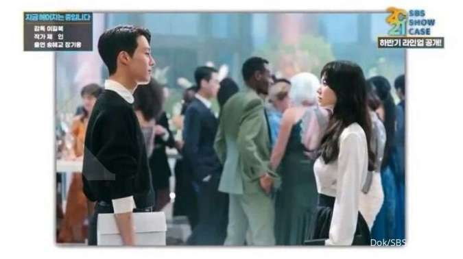 Drama Korea terbaru Now, We Are Breaking Up
