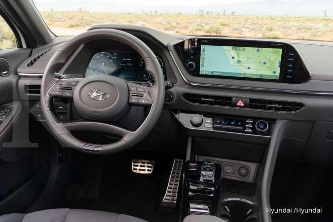 Hyundai Sonata N Line
