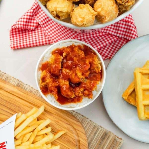 Promo KFC hari ini 21 April 2021, 3 grilled soy sauce bento hanya Rp 40.909!