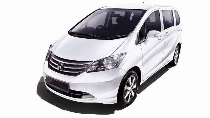 Per Januari 2021, harga mobil bekas Honda Freed terendah Rp 120 juta