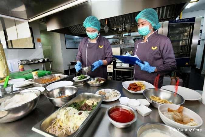 Yummy Corp raih pendanaan dari Dana Ventura Sembrani Nusantara BRI Ventures