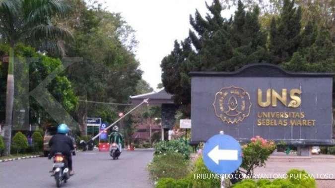 Usai disegel mahasiswa, kini kampus UNS di Solo ini benar-benar ditutup, ini faktanya