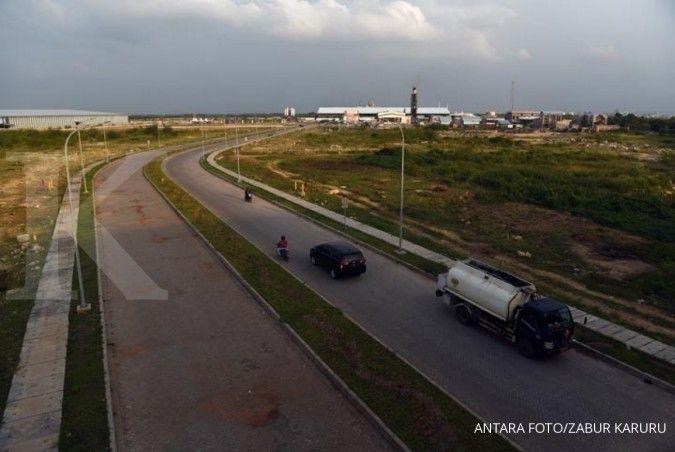 AKR Corpindo (AKRA) menargetkan penjualan lahan hingga 35 ha di kawasan JIIPE Gresik