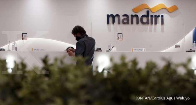 Bank Mandiri buka peluang untuk ekpansi anorganik