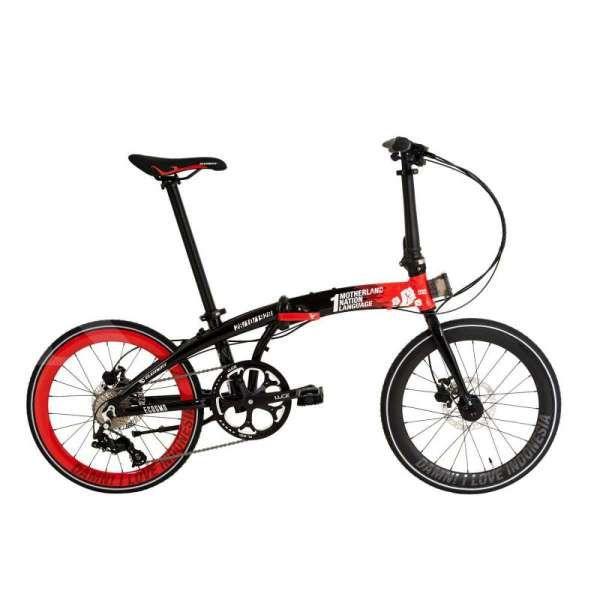 Dipuji dan dikritik, ini harga sepeda lipat Element Ecosmo edisi DAMN Sumpah Pemuda