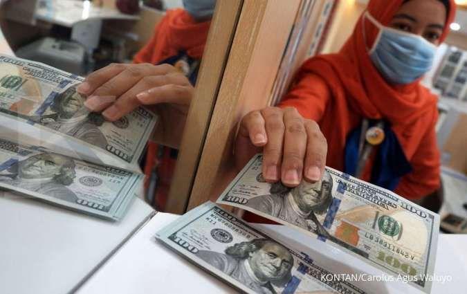 Kurs dollar-rupiah di Bank Mandiri, hari ini Rabu 10 Maret 2021