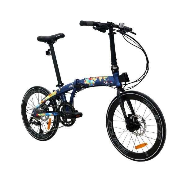 Handal dan murah, ini daftar harga sepeda lipat Element Ecosmo Z9 terbaru
