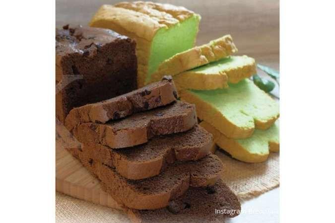 Promo BreadTalk 25 Juli 2021, soft choco dan pandan toast mulai Rp 37.000!