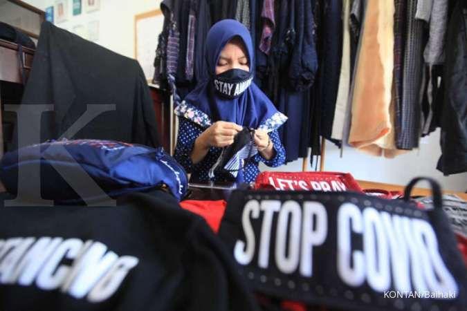 Kasus corona di Indonesia melonjak, cek lagi tipe masker yang Anda pakai