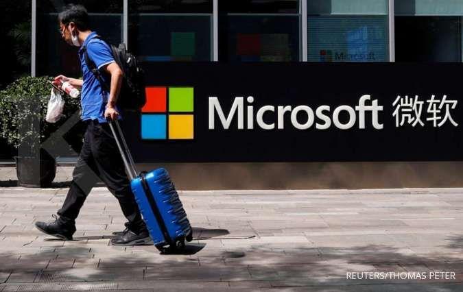 Microsoft akan beli Nuance seharga US$ 16 miliar -
