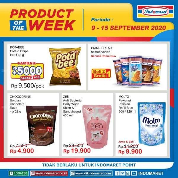 Promo Indomaret Product of The Week 9-15 September 2020