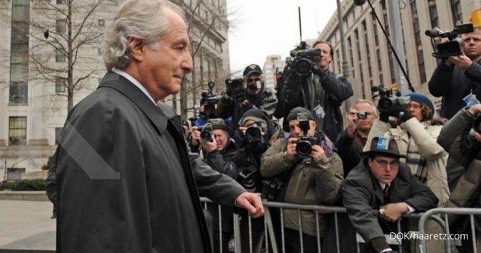 Amerika menolak pembebasan lebih awal Madoff yang sekarat