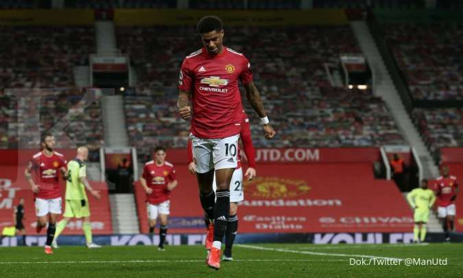 Hasil Pertandingan Man United vs Newcastle United di Liga Inggris