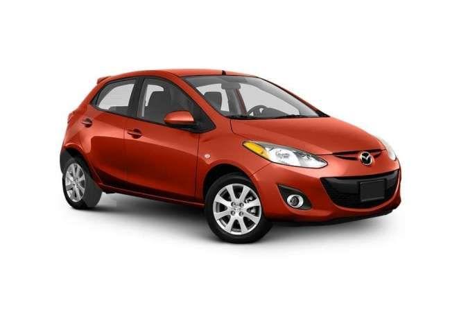 Sudah murah, intip harga mobil bekas Mazda 2 per Juli 2021