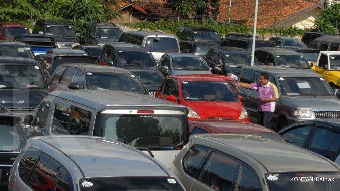 Daftar 11 mobil bekas Rp 60 jutaan di Balai Lelang