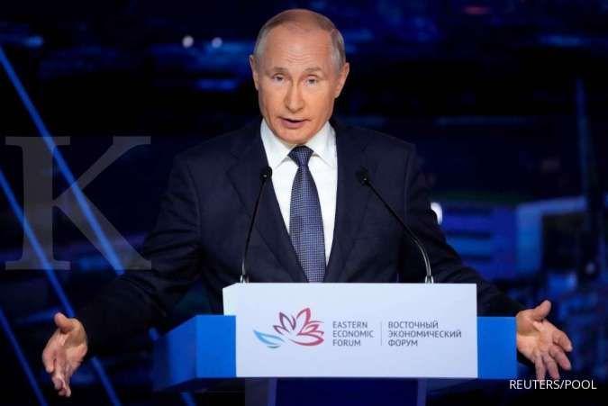 Eropa krisis energi, Putin pastikan Rusia tidak gunakan gas sebagai senjata
