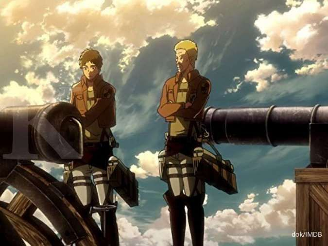 Anime Attack of Titan The Final Season siap mengudara awal Desember 2020
