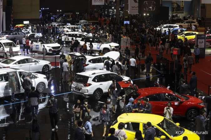 Insentif PPnBM berhasil dongkrak penjualan mobil