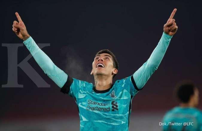 Jelang laga Liverpool vs Aston Villa di Liga Inggris